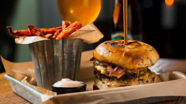 Mat - Poke Burger Alvik, Bromma