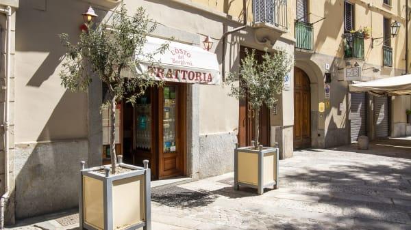 Esterno - L'Osto del Borgh Vej, Torino