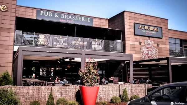 Entrée - Au Bureau, Villeneuve-d'Ascq
