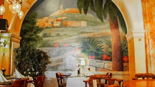 inside the restaurant - Kareten, København