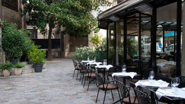 terrasse - Lumen, Paris