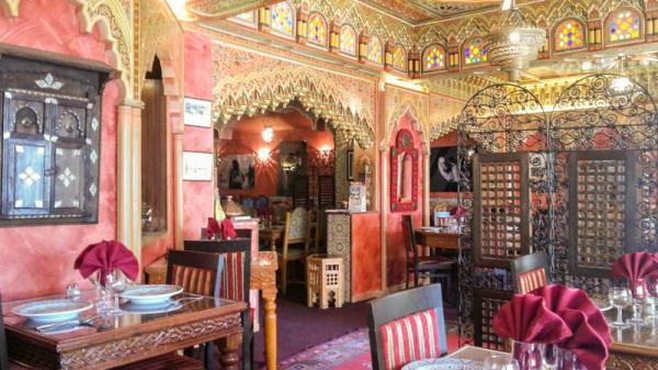 Vue de la salle - Al Mounia, Arcachon
