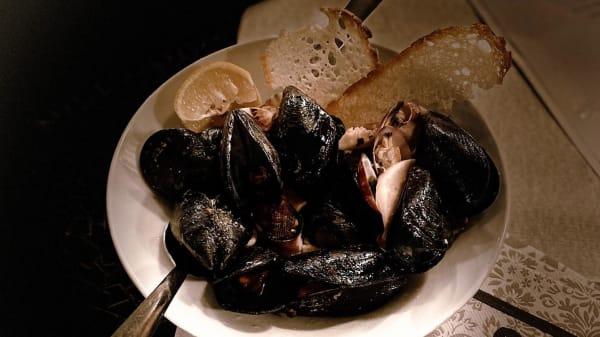 suggerimento dello chef - Black White, San Miniato