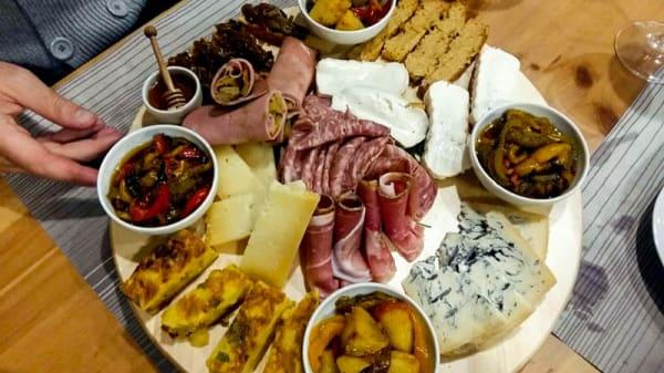 Suggerimento dello chef - La Botte Divina, Salerno