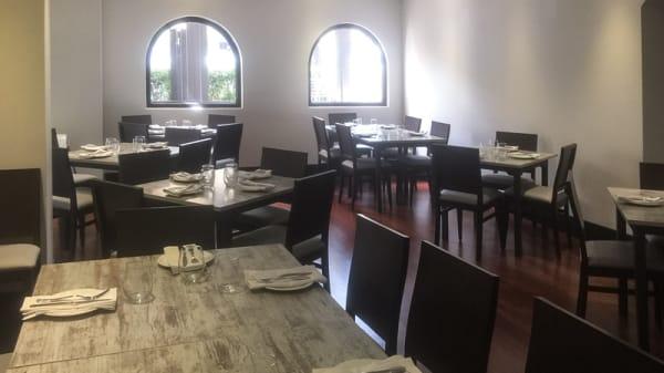 Sala del restaurante - Kanbei Urban Food, Madrid