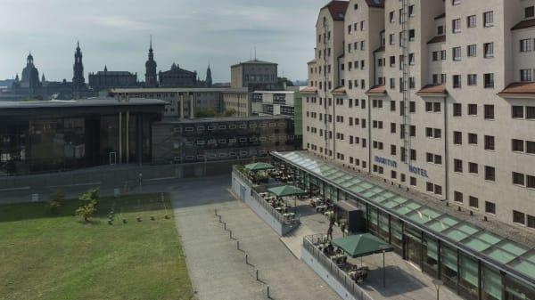 Restaurant Wintergarten, Dresden