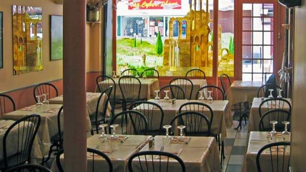 Salon du restaurant - L'Oriental, Paris