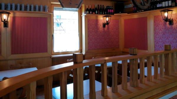 Vista sala - Bull Pub, Verona