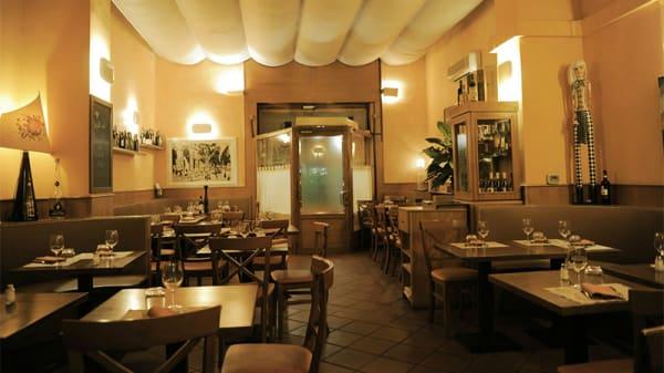 La sala - Alfredo, Florence