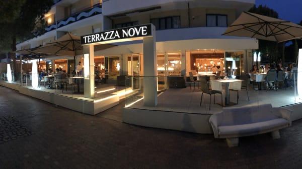 Terrazza Nove, Milano Marittima