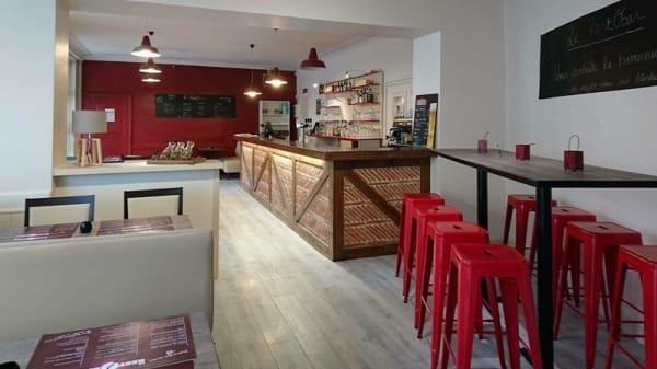 Salle du restaurant - Le Restobar, Beaune