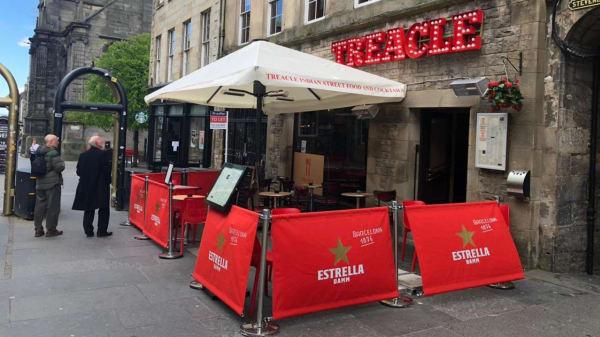Treacle, Edinburgh