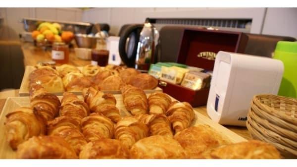 Assortiment de viennoiseries - Un Jour Un Chef, Paris