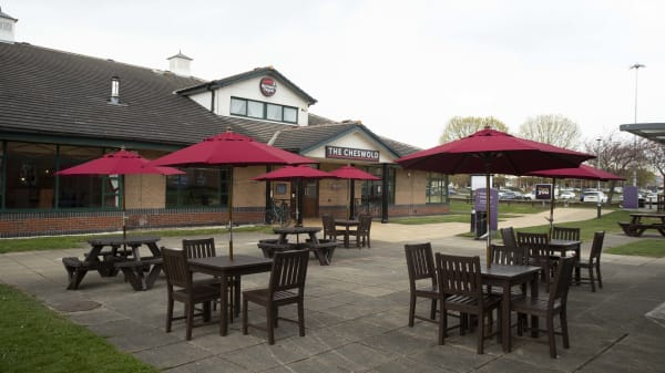 Brewers Fayre Weather Vane, Bracknell