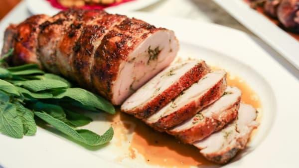 Suggestion du Chef - Le Romarin, Barbentane