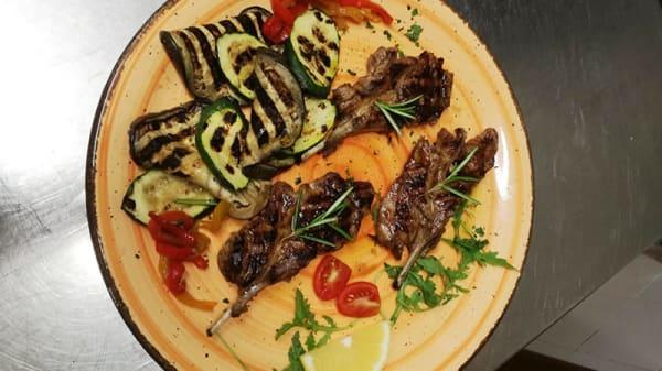 Suggerimento dello chef - Rose e Rossese, San Biagio della Cima
