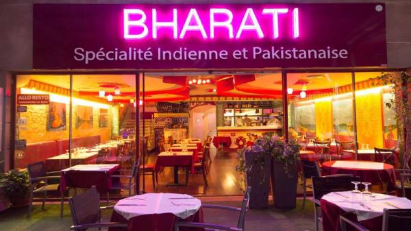 Devanture - Bharati, Marseille