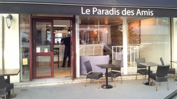 Bienvenue au Paradis ! - Le Paradis des Amis, Paris