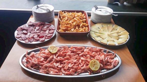 Sugerencia de plato - Marisquería El Puerto, Coslada