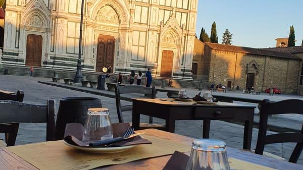 Trattoria Casa Toscana, Firenze