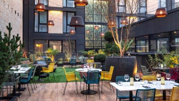 Terrasse - The Garden's Lounge, Strasbourg