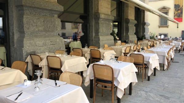 Terrazza - Al Mercante, Milan