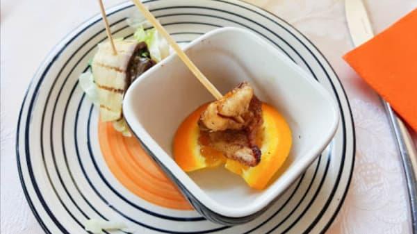 Suggerimento dello chef - Ristobar Asmara, Treviso