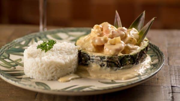 Sugestão do chef - Kanpek Oriental Food, Taubaté