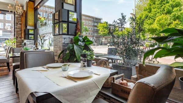 Restaurant - Bistro Bos, Ámsterdam