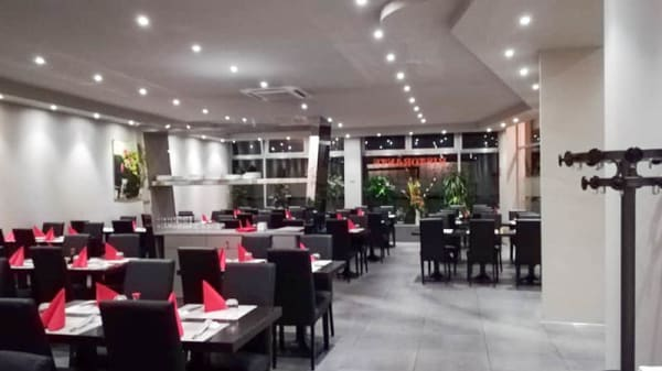 Vista sala - Sushi Gao, Muggiò