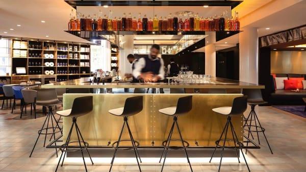 Bar - PRESSROOM, Ámsterdam