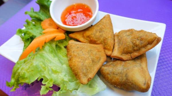 Suggestion de plat - Saveurs d'Asie, Vénissieux