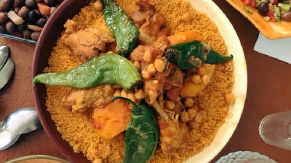 Suggestion de plat - La Cuillere D'olive, Clavette