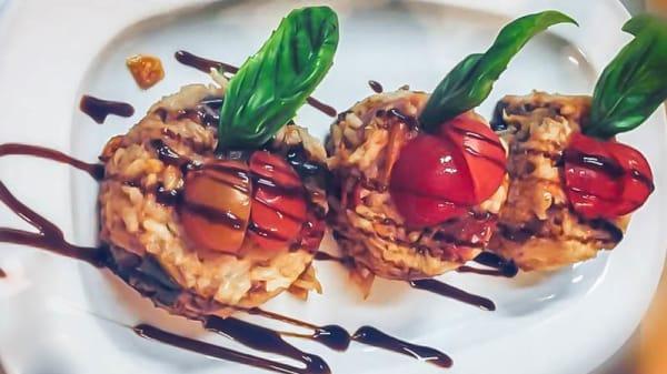 Suggerimento dello chef - Hotel Ristorante Novecento, Caserta
