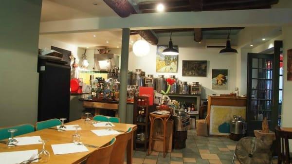 Restaurant - Oliviera, Nice