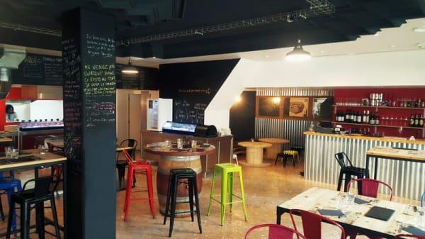 Le poteau des avis clients - Le Bar Buck, Paris