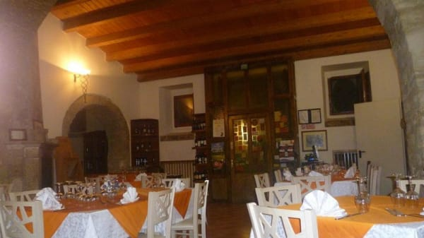 Veduta dell interno - Pietra del Sale, Avigliano