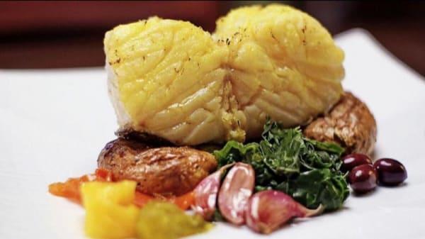 Sugestão do chef - Taberna Sagres, São Paulo