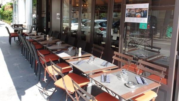 terrasse - Romantica Caffé Neuilly, Neuilly-sur-Seine