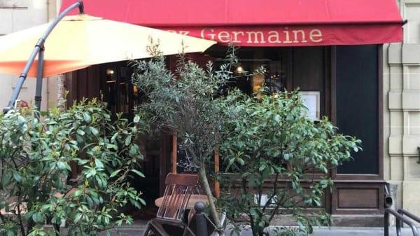 Entrée - Chez Germaine, Paris