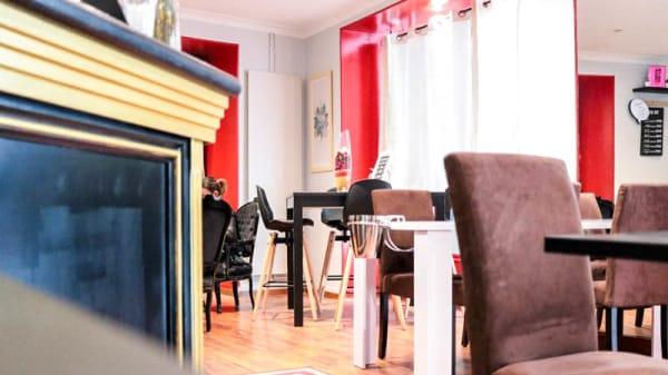Vue de la salle - Le Lys Dor, Mantes-la-Jolie