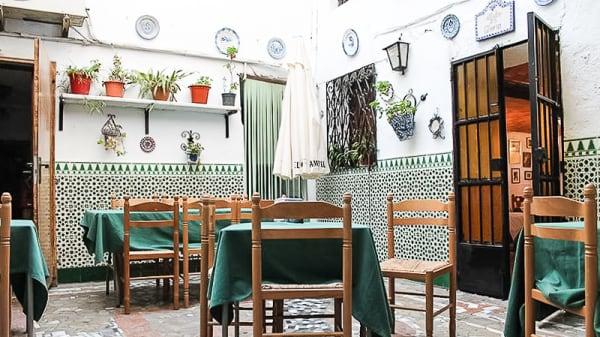 Vista sala - Ocaña - Casa El Sota, Granada