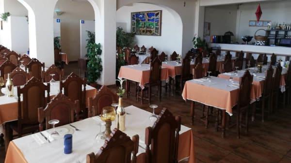 Vista do interior - Restaurante Pic Nic, Quarteira, Loulé