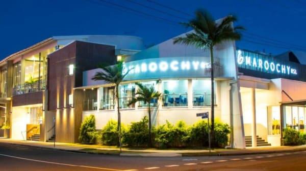 Restaurant's front - Maroochy RSL, Maroochydore (QLD)