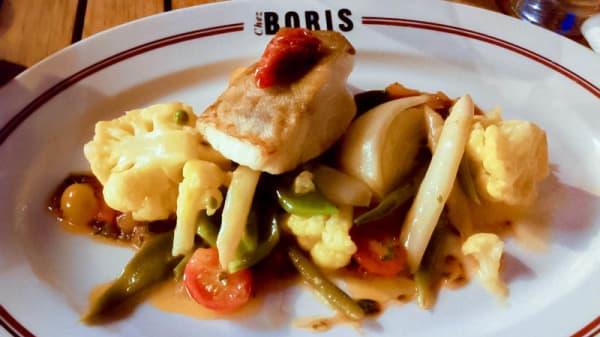 Suggestion de plat - Chez Boris / VENDU, Montpellier