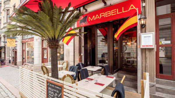 Terrass - Marbella Tapas Bar, Stockholm