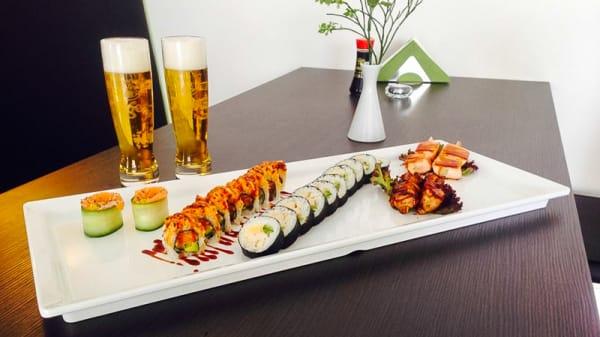 Table - Wasabi Sushi Lounge, København