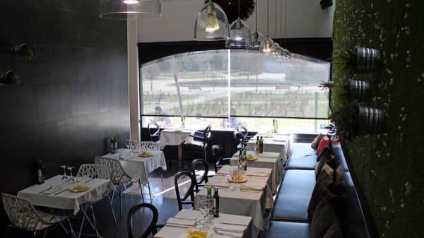 Vista sala - Gran Café Coslada, Coslada