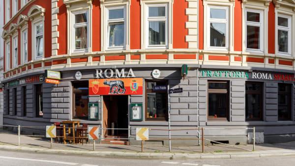 Trattoria Roma Sparita, Hamburg