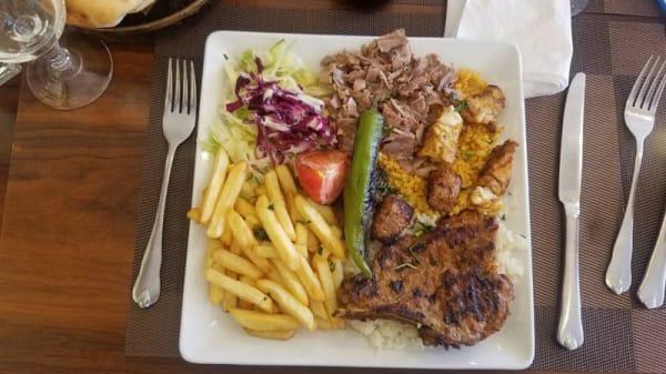 Suggestion de plat - Diwan, La Courneuve